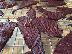 Bourbon Deer Jerky – Recipe and Drying Tips