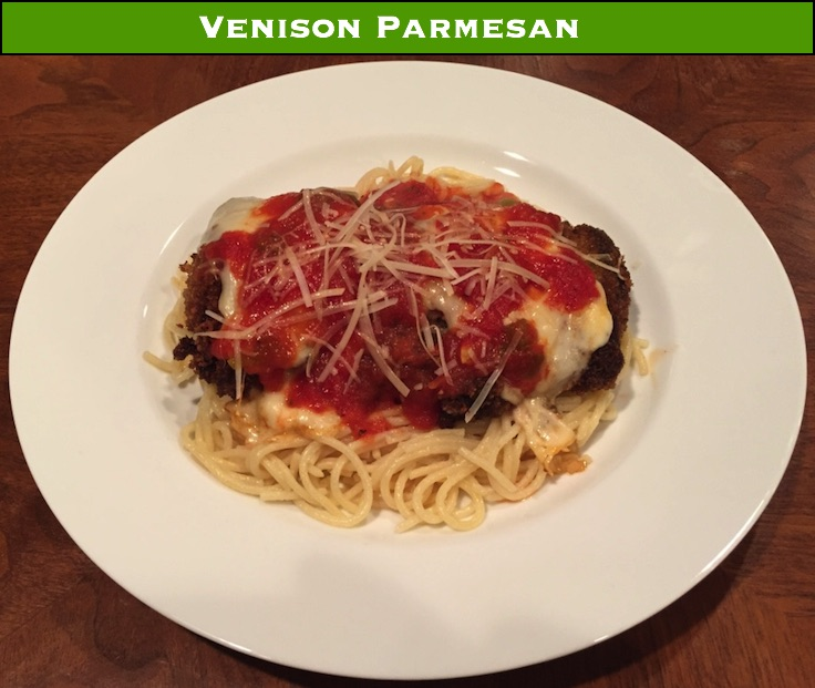 Venison parmesan is surprisingly easy to make, and if you are looking to introduce someone to venison, this is a first impression they are sure to love.